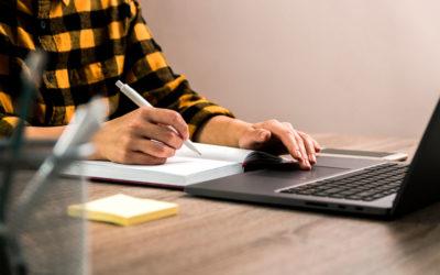 5 vantagens de ter aulas online